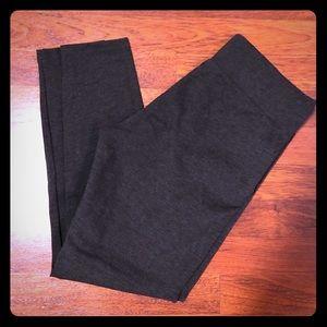 Charcoal Loft legging/pant
